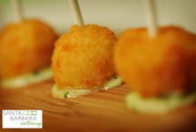 Hors D'oeuvres / We love appetizers! See some of Santa Barbara's creative takes for tastey bites