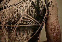 Tatuoinnit / hienoja ja rumia tatuointeja