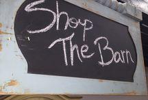 Shop the Barn / Vintage finds