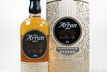 Arran single malt scotch whisky / Arran single malt scotch whisky