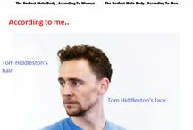 Tom Hiddleson / The perfection is real.