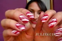 Beautiful Nail..............Juuuust one... / Beautiful disguises for fingernails. Dedicated to Pattie.