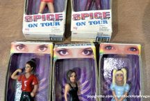 Spice Girls collectibles