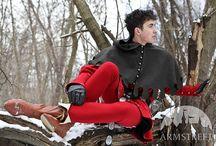 Garb Love--Medieval / by Elizabeth Bunce