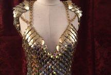 Armour Jewellry Clothing