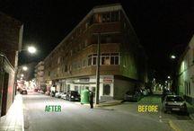 Ledus Projects / Ledus past LED Projects