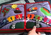 MY Handmade Baby quiet books - rucne site knihy / Hand-made baby books- Taking custom orders /  Rucne robene knihy pre deti -objednavky mozne