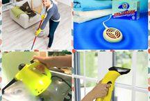 Эффективные помощники при уборке