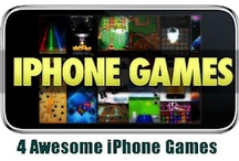 iPhone Games / by Ravi Saive
