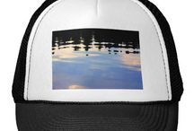 Hats & Caps / Here are Hats & Caps  decorated with my art images