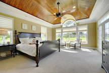 The Best Bedrooms / Bedrooms by Schell Brothers