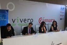 JORNADA EN CÁMARA DE COMERCIO E INDUSTRIA DE TOLEDO / Hemos organizado una Jornada de Internacionalización de empresas en Perú, en el Vivero de Empresas de la Cámara de Comercio e Industria de Toledo, con la participación de la Cámara de Comercio de Perú.