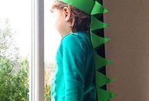 dinozor party