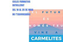 CARMELITES PROMOCIÓ, COMUNICACIÓ I PUBLICITAT