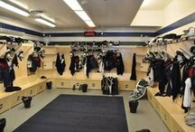Hockey Gear Organization / Hey, check out our Hockey Gear Organization board.