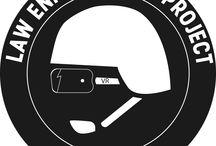 Law Enforcement / logo