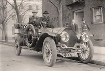 Early car pics / Pictures of the first motorized vehikels