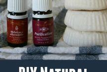 Natural Cosmetic DIY Recipes