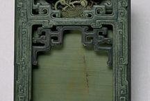 Four Treasures of the Scholar - 文房四寶 - 문방사보