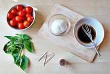 Tomato Caprese Anti-Pasto