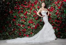 Lost Paradise: 2017 Wedding Dress Collection