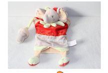 Doudou et compagnie - Doudou marionnette SOS doudou perdu