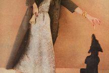 MODA .  HECHURAS DE ANTAÑO 1930 / 1970 / Modelos de otra época que merecen ser recordados por su perfección, diseñadores destacados por su maestría y creatividad
