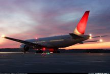 Avia photos / Pictures of the modern aircrafts