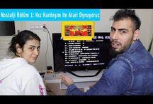Atari Oynuyoruz