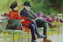 in the park / by sentimentaljunkie