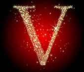 V is for Vicki / by Vicki Ferguson