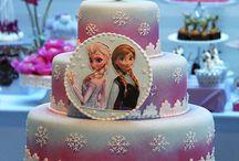 Festa da Frozen
