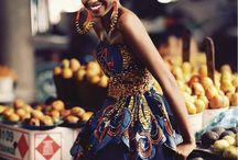 Africa, My Inspiration
