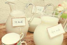 Milk / by La Bastidane Créations improbables