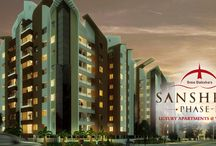 Sanshray PH II / Sanshray phase -II Luxury apartments, flats, villas in Coimbatore, located at Vadavalli. Constructed with all admirable facilities and exquisite modishness. It is incorporated with all the graceful aesthetics and classic amenities.