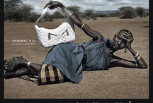 Creative Campains / Campain People in Need: Africa Tribe