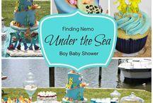 Under the Sea + Baby