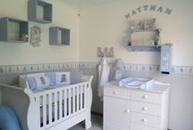 Tatty teddy baby room