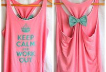 Keep calm and work out :)