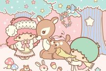 ♡Characters♡: Little Twin Stars
