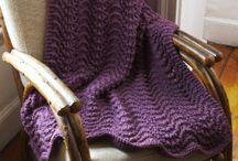Knitting/Crochet Patterns and Tips / by Amanda Kinney