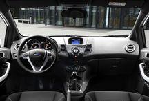 Ford Fiesta 2015 Model