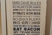 Man Cave / All things Man Cave