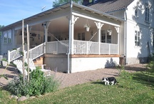 Porches & Patios / by Laurie Shoemaker