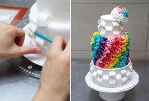 Cakes / decoration and baking ideas etc