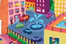 W mieście (Town Theme)