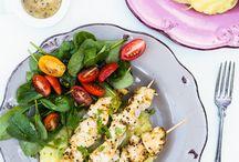 Dania główne PRZEPISY / Przepisy na obiady, makarony, tradycyjne dania.
