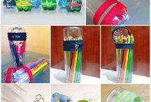 artesanato de reciclados / artesanato de material reciclavel