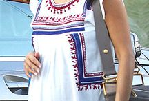 Pregnant dress styles