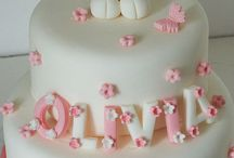 First birthday cake ideas